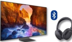 Cómo conectar auriculares Bluetooth a tv Samsung