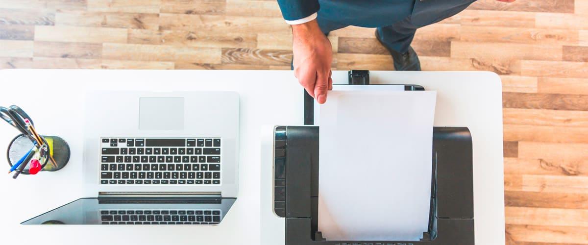 Cómo conectar una impresora al portátil