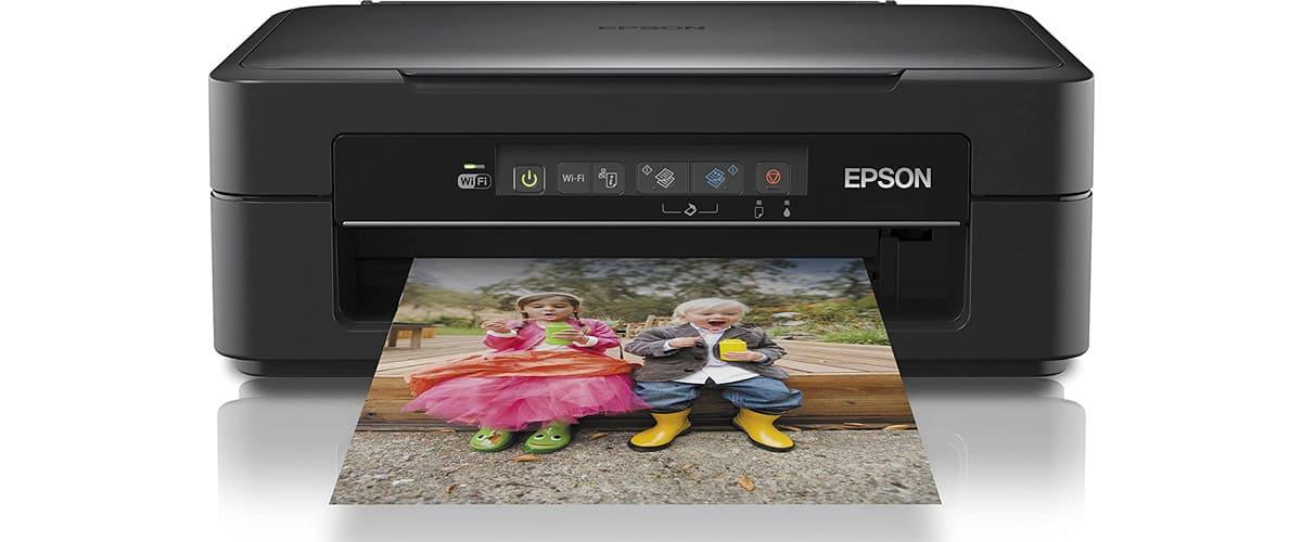 Conectar impresora Epson XP 215 por wifi