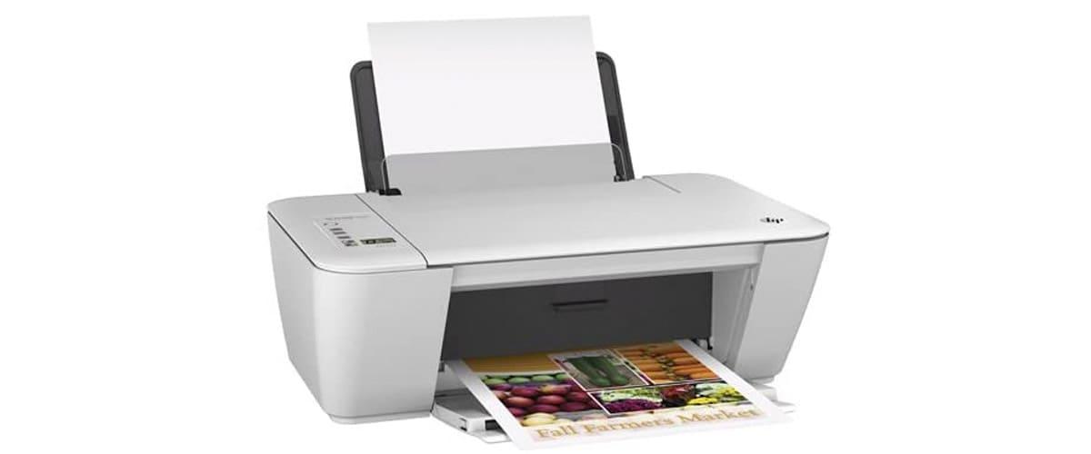 ¿Cómo conectar impresora HP Deskjet 2540 por WiFi?