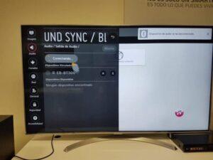 Conexion Bluetooth Auriculares Tv Lg