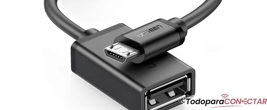 Cable Para Conectar Pendrive A Tablet