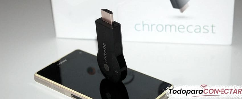 Como Conectar El Movil Al Chromecast