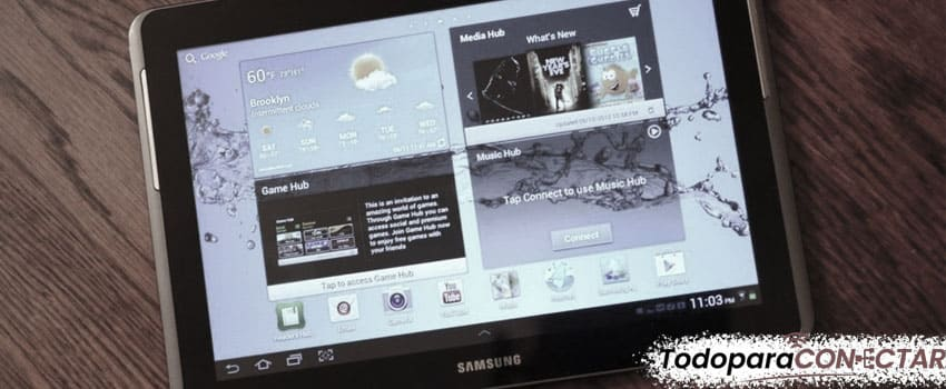 Como Conectar Usb A Tablet Samsung Tab