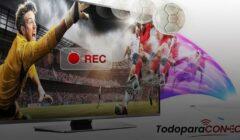Cómo conectar disco duro externo a TV