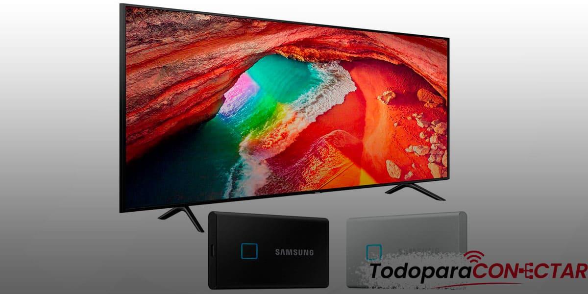 Conectar Disco Duro Externo A Tv Samsung