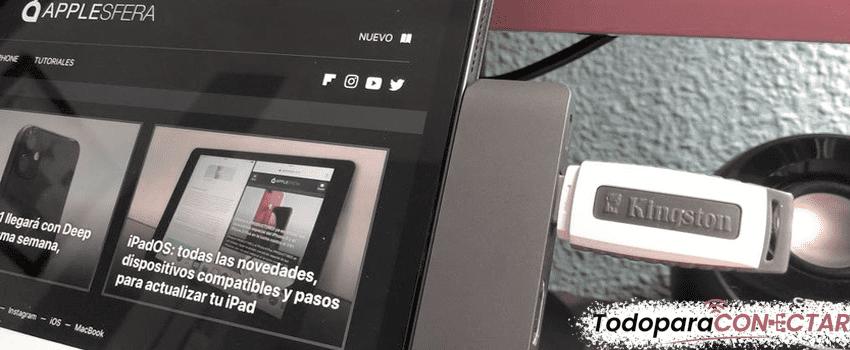 Conectar Ipad A Disco Duro Externo Usb