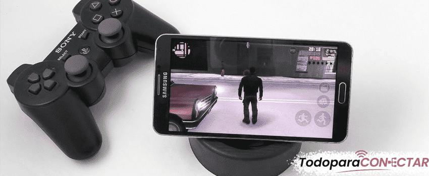 Conectar Mando Ps3 A Android Por Bluetooth