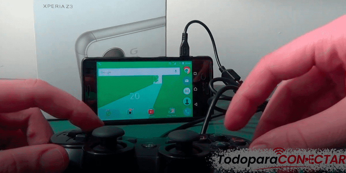 Conectar Mando Ps3 A Android