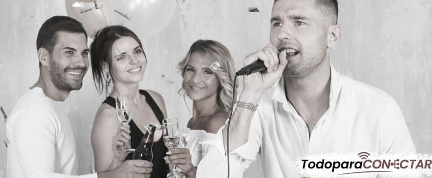 Conectar Microfono A Smart Tv Para Karaoke