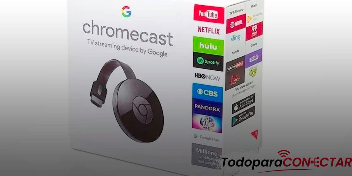 Conectar Movil A Chromecast