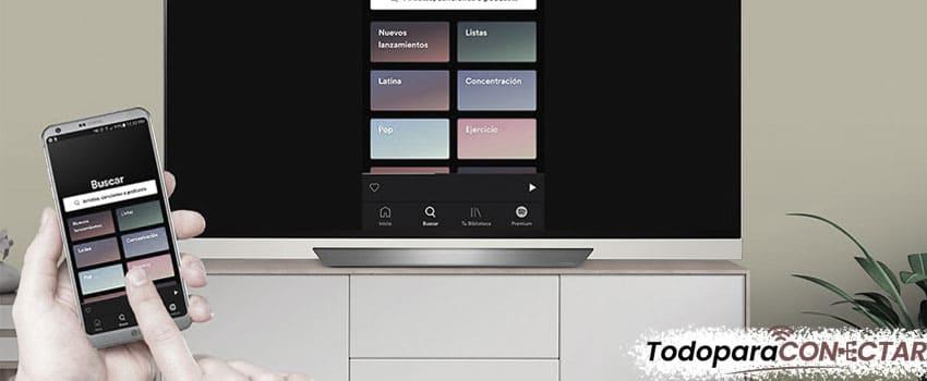 Conectar Movil A Tv Lg Por Bluetooth