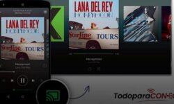 Conectar Spotify A Chromecast