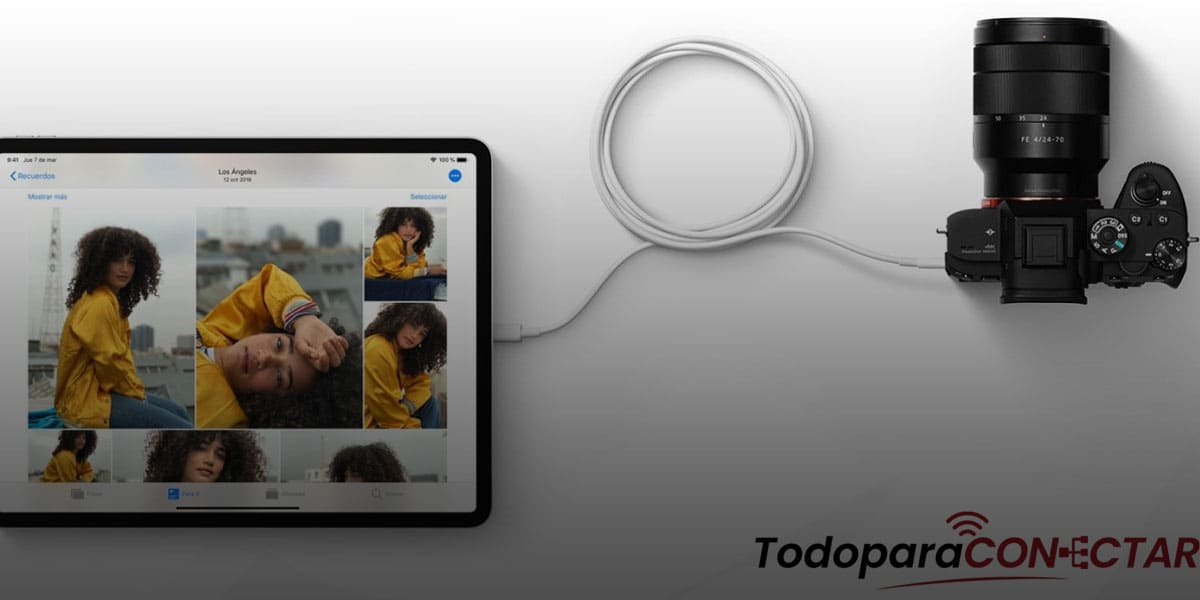 Conectar Usb A Tablet